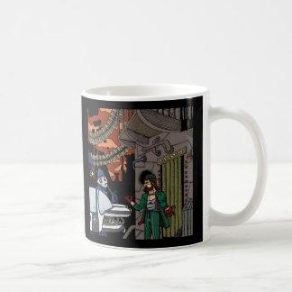 未来の口論のマグ コーヒーマグカップ