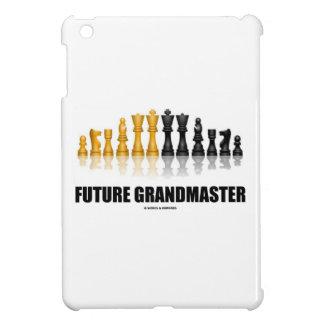 未来の団長(反射チェスのこまセット) iPad MINI カバー
