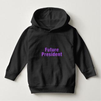 未来の大統領 パーカ