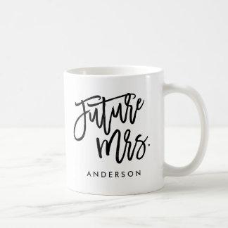 未来の夫人 コーヒーマグカップ