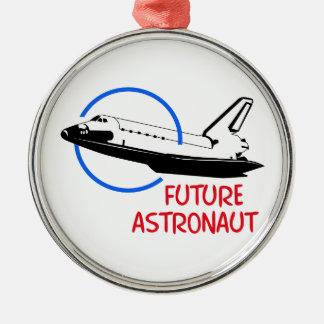 未来の宇宙飛行士 メタルオーナメント