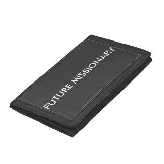 未来の宣教師財布