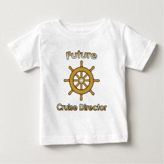 未来の巡航ディレクター ベビーTシャツ