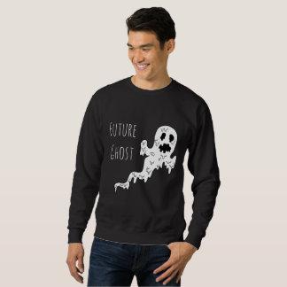 未来の幽霊(人) スウェットシャツ