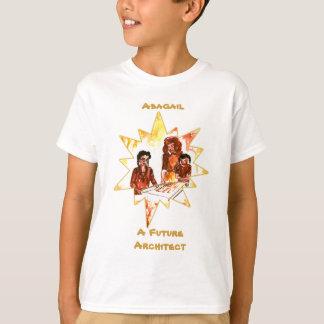 未来の建築家 Tシャツ