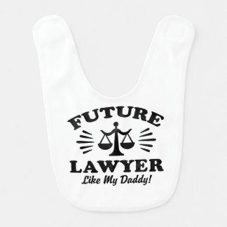 未来の弁護士は私のお父さんを好みます ベビービブ
