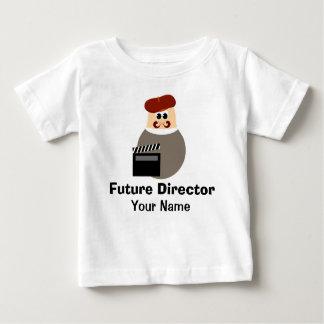 未来の映画監督はTシャツをからかいます ベビーTシャツ