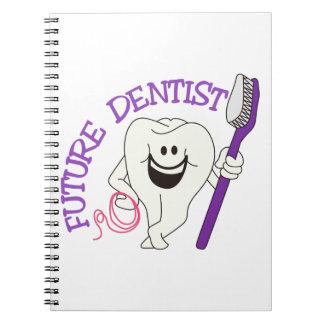 未来の歯科医 ノートブック