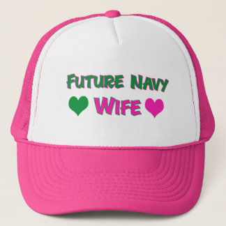 未来の海軍妻 キャップ
