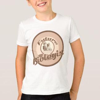 未来の生物学者は職業Tシャツをからかいます Tシャツ
