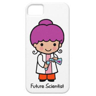 未来の科学者 iPhone SE/5/5s ケース
