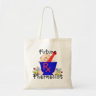 未来の薬剤師 トートバッグ