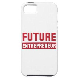 未来の起業家、起業家、ビジネスマン iPhone SE/5/5s ケース