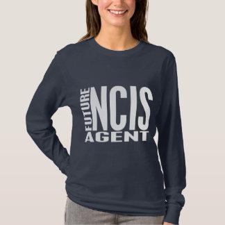 未来のNCISの代理店 Tシャツ
