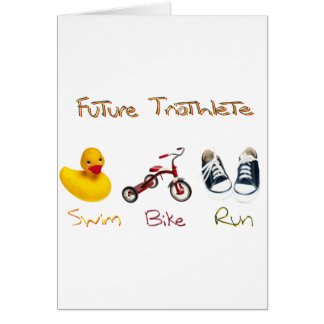 未来のTriathlete カード
