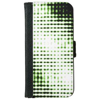 未来派のスタイルの電話箱 iPhone 6/6S ウォレットケース