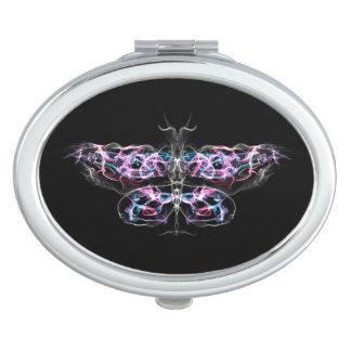 未来派のフラクタルの蝶