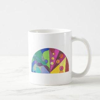 未来 コーヒーマグカップ