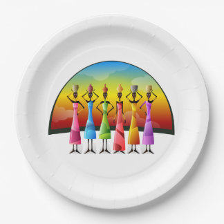 未来BHMの容器によっては紙皿がパーティを楽しみます ペーパープレート