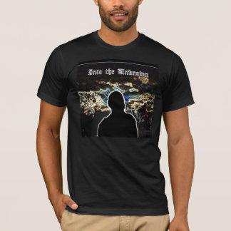 """""""未知の"""" Tシャツ2に Tシャツ"""