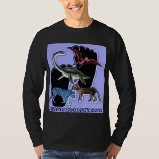 """未確認動物学の点検""""塀""""ののあなたの確信ティー Tシャツ"""