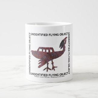 未確認飛行物体 ジャンボコーヒーマグカップ