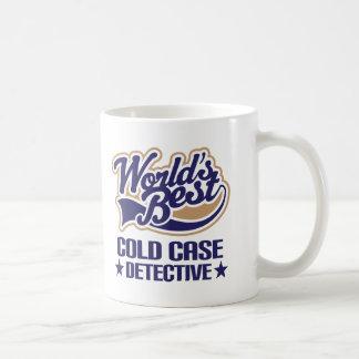 未解決の事件の探偵のギフトのマグ コーヒーマグカップ