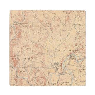 未開発地域、マサチューセッツ ウッドコースター