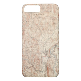 未開発地域、マサチューセッツ iPhone 8 PLUS/7 PLUSケース