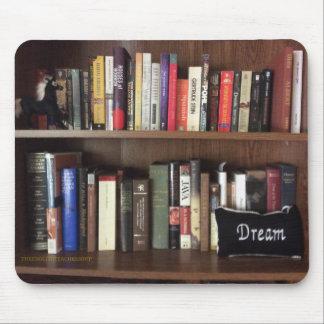 本だなの夢 マウスパッド