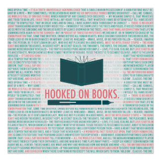Hooked On Books!