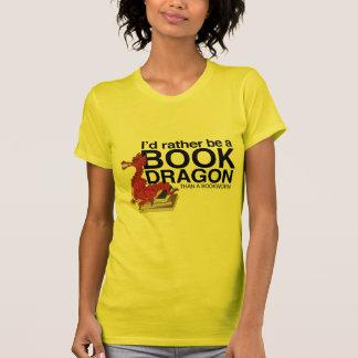 本のドラゴン Tシャツ