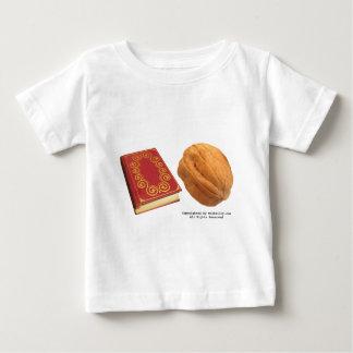 本のナット ベビーTシャツ