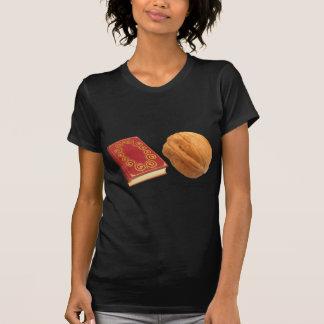 本のナット Tシャツ