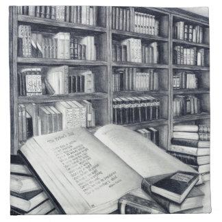 本のナプキン ナプキンクロス