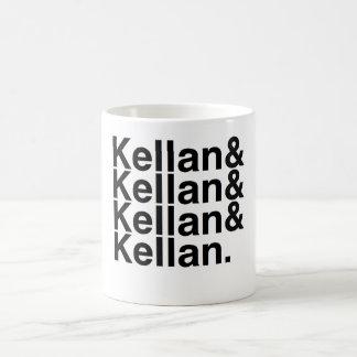 本のボーイフレンドKellan、Kellan、Kellan、Kellan コーヒーマグカップ