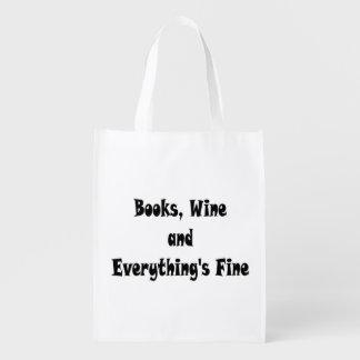 本のワインはすべて素晴らしいエコバッグです エコバッグ