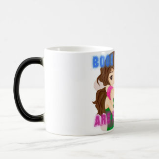 本の友人色の変更のマグ モーフィングマグカップ