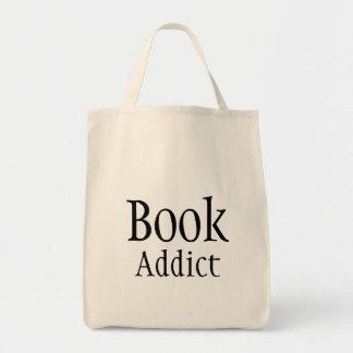 本の常習者 トートバッグ