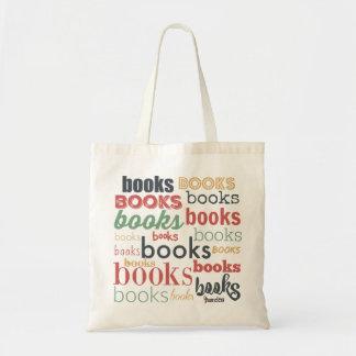 本の本の本! トートバッグ