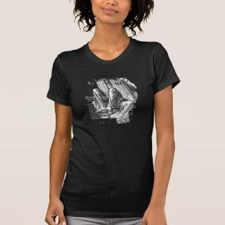 本の虫 Tシャツ