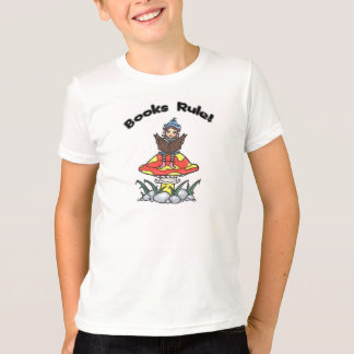本の規則 Tシャツ