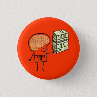 本の頭脳ボタン 缶バッジ