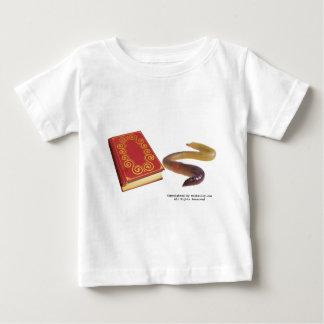 本みみず ベビーTシャツ
