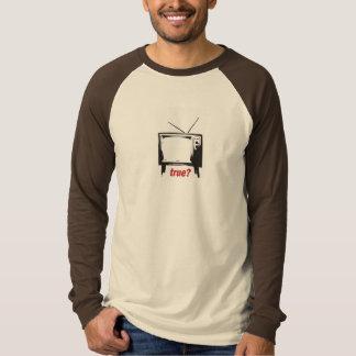 本当か。 Tシャツ