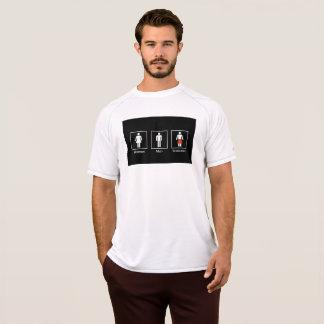 本当のスコットランド人のおもしろTシャツ無し Tシャツ