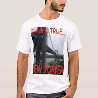 本当のニューヨーカー Tシャツ