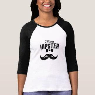 本当のヒップスター Tシャツ
