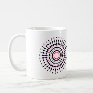 本当の中心のマグ コーヒーマグカップ