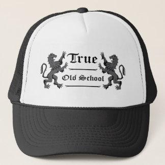 本当の古い学校- Heraldicライオンの帽子 キャップ
